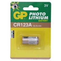 GP Photo Lithium Batterij