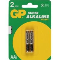 GP Super Alkaline Batterij AAAA 2 Stuks