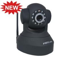 Ip Camera Wi-Fi Pan Tilt Foscam FI8918 Zwart