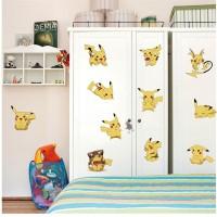 Pokémon Pikachu muursticker