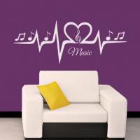 Music heartbeat