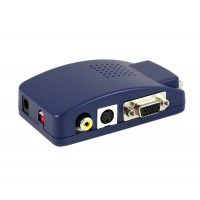 VGA naar S-VHS / VGA / BNC Converter