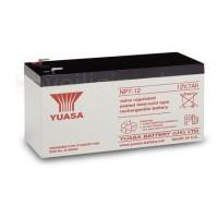 Yuasa Loodaccu 12V / 7Ah  Voornamelijk toegepast in alarmsystemen