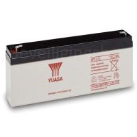 Yuasa Loodaccu 12V / 2,3Ah  Voornamelijk toegepast in alarmsystemen