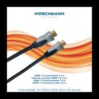 Hirschmann HDMI 1.3 Kabel 7,5meter