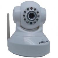 Ip Camera Wi-Fi Pan Tilt Foscam FI8918 Wit