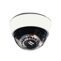 Infrarood Dome Camera 540TVL 1/3 SONY CCD  3.5-8mm varifocaal