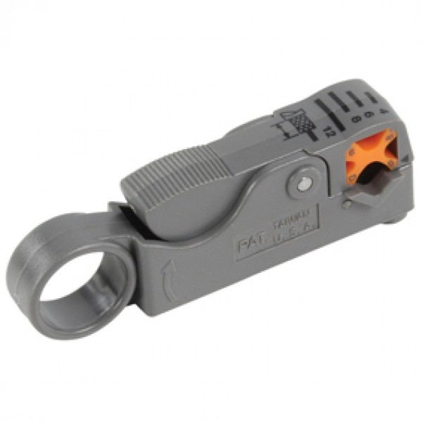 Klein Tools 2-Level Coaxial Cable Stripper